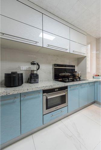 140平米复式北欧风格厨房装修案例