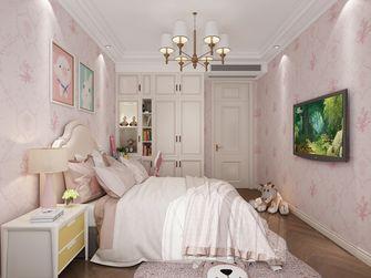 140平米别墅欧式风格儿童房设计图