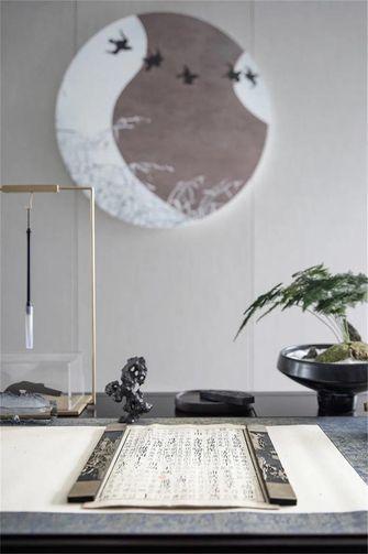 100平米三中式风格书房图片