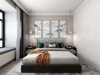 120平米三室三厅中式风格卧室效果图