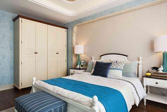 140平米四地中海风格卧室图片