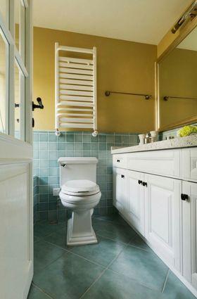 120平米四室两厅美式风格卫生间图片