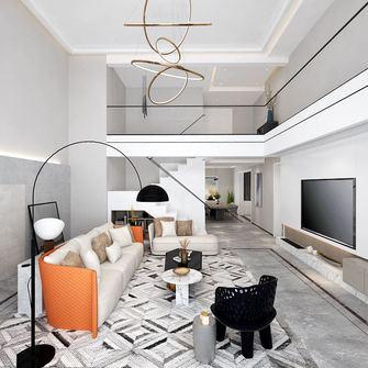 140平米一室三厅中式风格客厅效果图