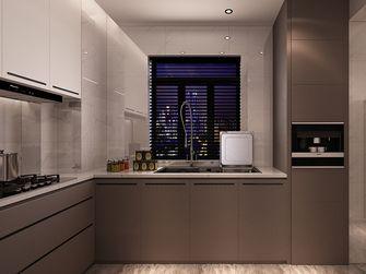 90平米三室两厅宜家风格厨房欣赏图