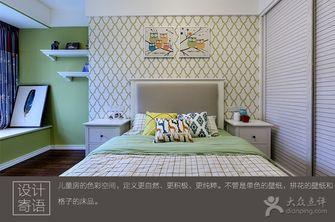 3-5万80平米一室一厅法式风格卧室图片大全