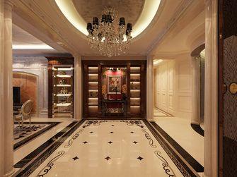 140平米四室三厅法式风格玄关图