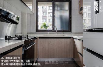120平米四室两厅中式风格厨房设计图