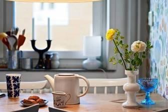 现代简约风格餐桌装修图片大全