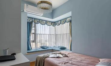 90平米三室两厅美式风格儿童房图片大全