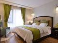 140平米四室三厅地中海风格卧室图片大全
