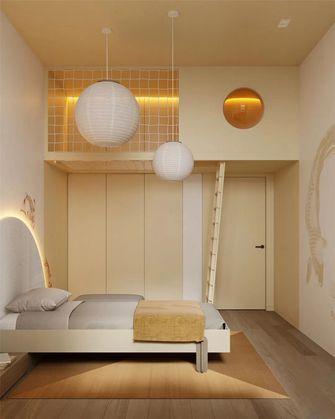 140平米四日式风格儿童房装修图片大全