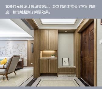 10-15万130平米三中式风格玄关设计图
