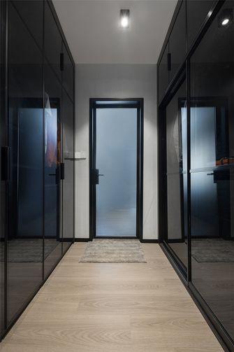 140平米四室两厅现代简约风格衣帽间装修效果图