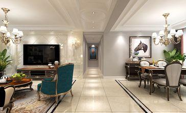 130平米三室三厅欧式风格走廊装修案例