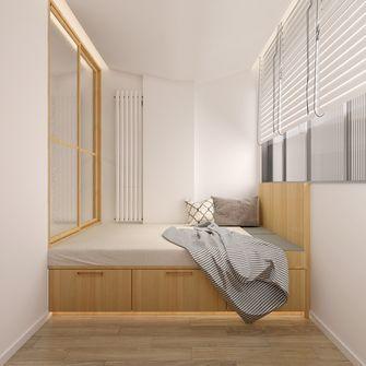 60平米田园风格卧室装修图片大全