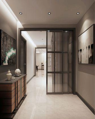 140平米别墅现代简约风格玄关欣赏图