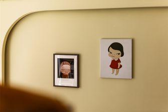 富裕型70平米现代简约风格儿童房图