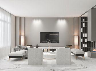 140平米别墅现代简约风格客厅欣赏图