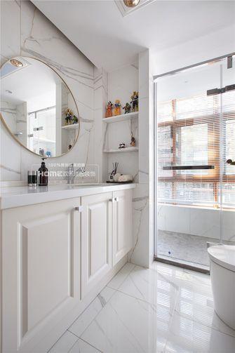 140平米复式欧式风格卫生间图片
