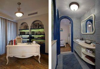 140平米三室三厅地中海风格其他区域装修案例