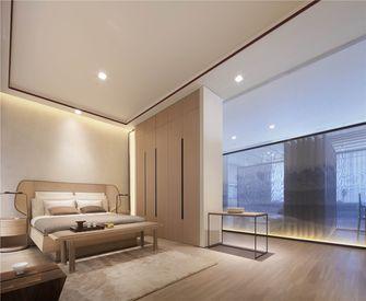 110平米一居室中式风格卧室装修图片大全
