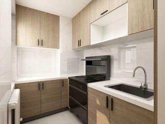 70平米一室一厅日式风格厨房欣赏图