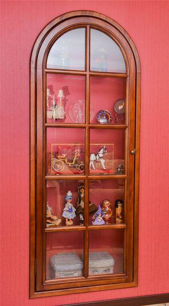120平米一室一厅美式风格储藏室欣赏图