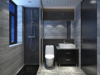 140平米中式风格卫生间装修效果图
