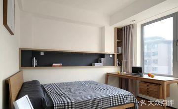 120平米三室两厅日式风格儿童房图