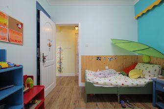 110平米三室两厅田园风格卧室欣赏图
