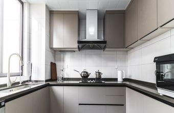 140平米三英伦风格厨房装修图片大全