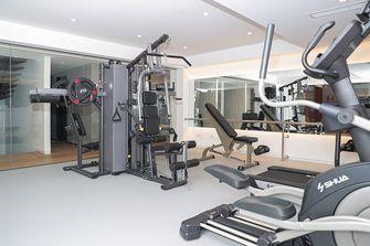 140平米四室三厅其他风格健身室图