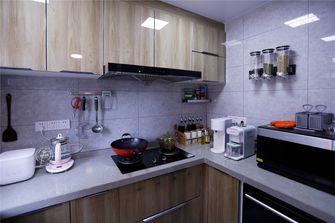 100平米三混搭风格厨房设计图