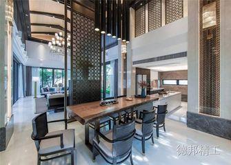 140平米别墅东南亚风格餐厅图片
