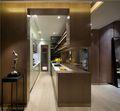 70平米英伦风格厨房装修效果图