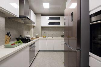 90平米一室一厅欧式风格厨房图