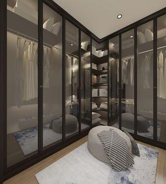140平米四中式风格衣帽间装修效果图