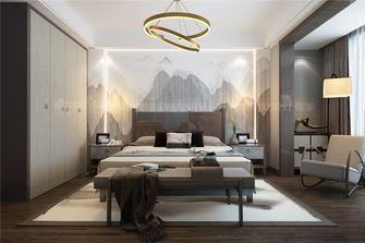140平米别墅现代简约风格卧室装修案例