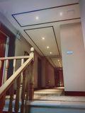 豪华型140平米混搭风格楼梯图片