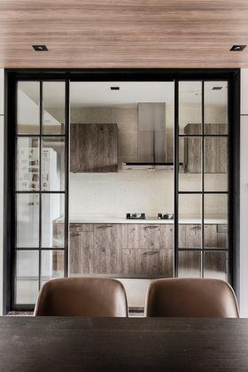 140平米四現代簡約風格廚房裝修圖片大全