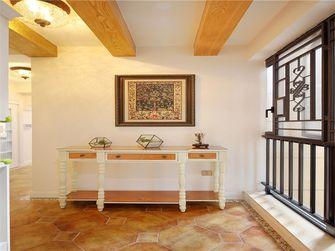 90平米三室一厅美式风格玄关门口设计图
