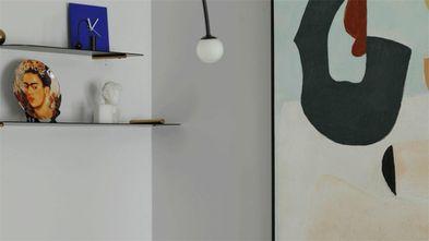 110平米四北欧风格客厅效果图