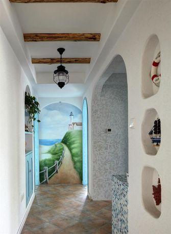 140平米四室两厅地中海风格走廊图