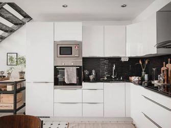 70平米一室一厅北欧风格厨房装修案例