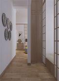 90平米三室两厅日式风格走廊图片大全