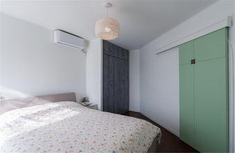 70平米地中海风格卧室图