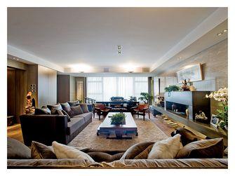 100平米三室三厅中式风格客厅装修效果图
