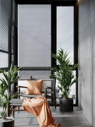 140平米三室两厅现代简约风格阳光房图片