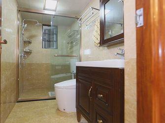 10-15万90平米三室一厅英伦风格卫生间装修效果图