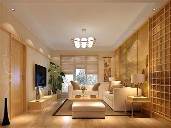 140平米四室一厅日式风格客厅图